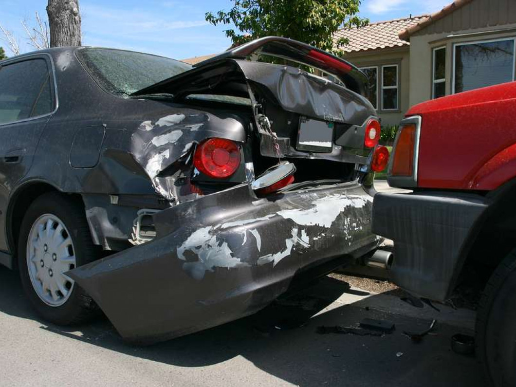 Car accidents come in all shapes and sizes