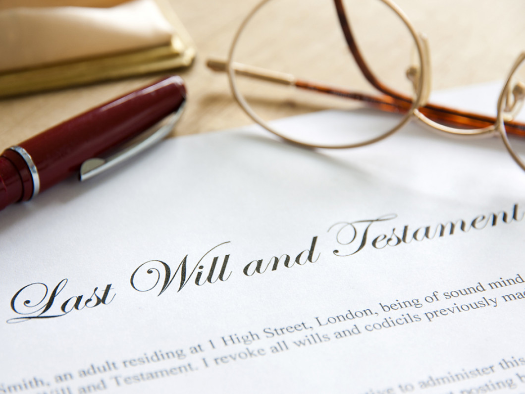 Rest easy with first-rate estate planning services